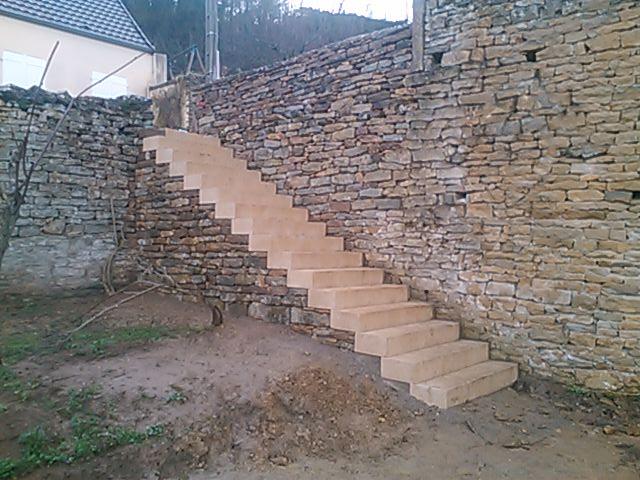 Escalier En Pierre germain bâtiment