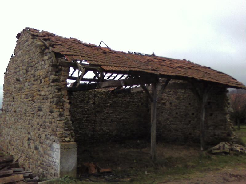 réhabilitation d'une grange (1)